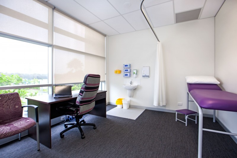 Medical room for rent Rooms Bayside Consulting Suites - Www.roomsbayside.com Capalaba Queensland Australia